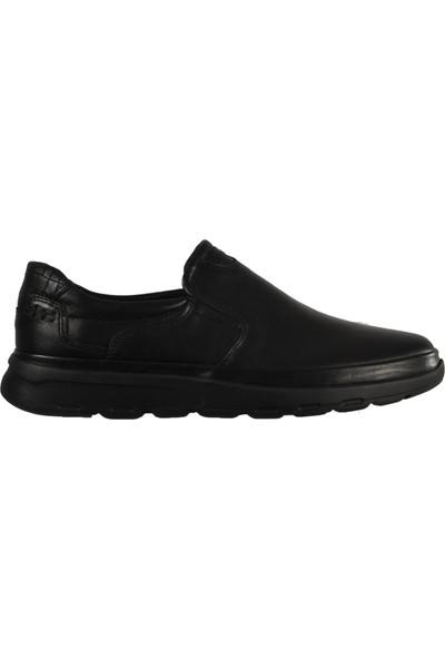 James Franco 5351 Siyah Erkek Günlük Ayakkabı