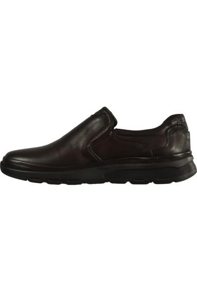 James Franco 5351 Kahve Erkek Günllük Ayakkabı