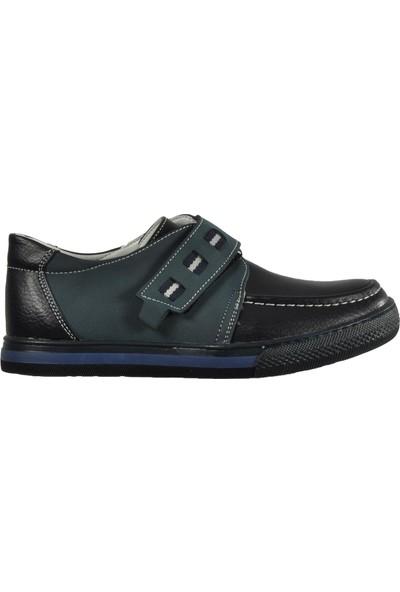 Şirin Genç 8999 Siyah-Lacivert Çocuk Günlük Ayakkabı