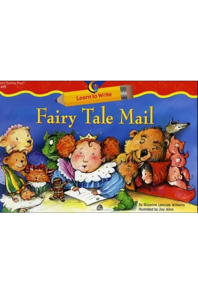 Fairy Tale Mail, Learn To Write Lap Book