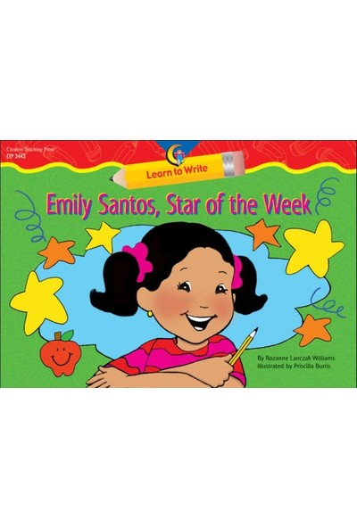 Emily Santos, Star Of The Week, Learn To Write Lap