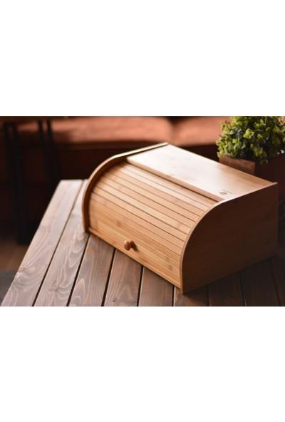 Bambum Vitalis Ekmek Saklama Kabi Küçük