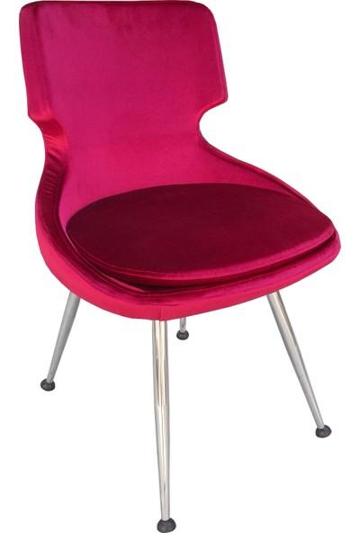 Bengi Sandalye Pliüretan Dökme Sünger Metal Nikelanj