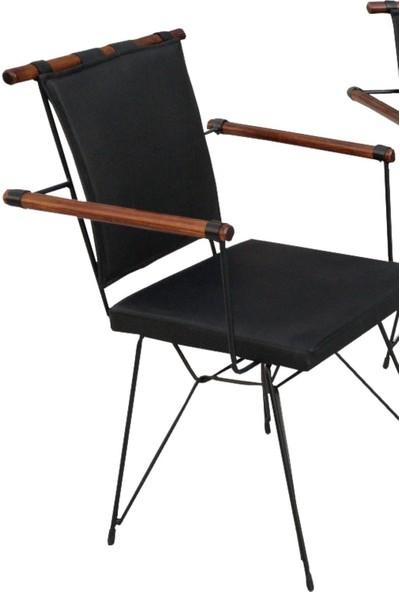 Bengi Sandalye Penyez Kollu Transmisyon Demir