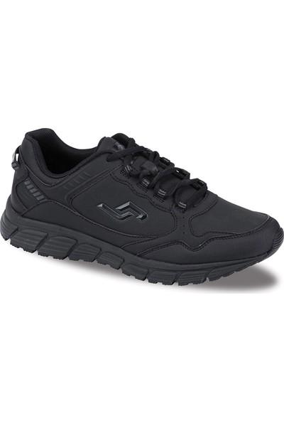 Jump Siyah Erkek Günlük Ayakkabı 24038-A-Black-Dkgrey