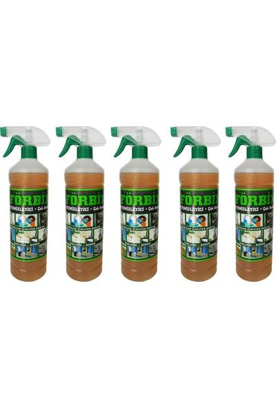 Förbix Gts 35 Çok Amaçlı Temizlik Ürünü 4'lü Paket