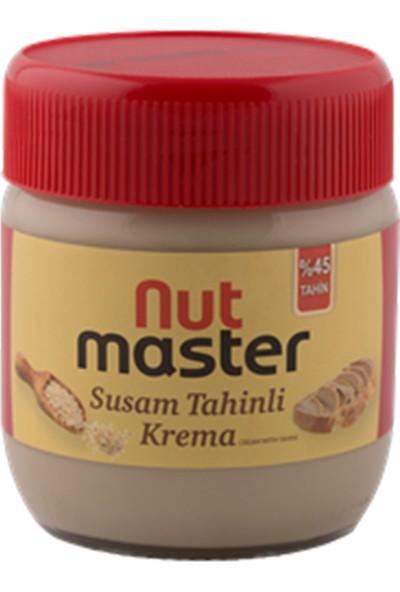 Nut Master Susam Tahinli Krema 400 gr