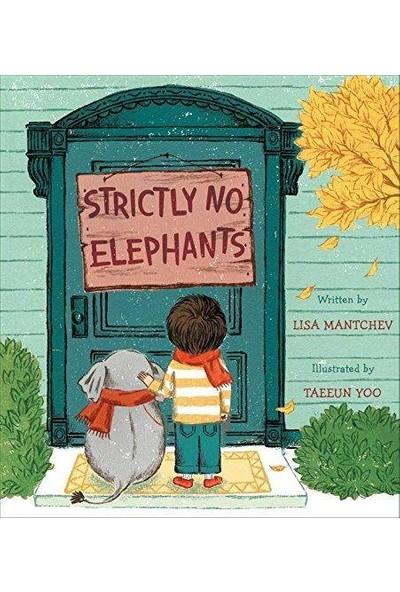 Strictly No Elephants - Lisa Mantchev