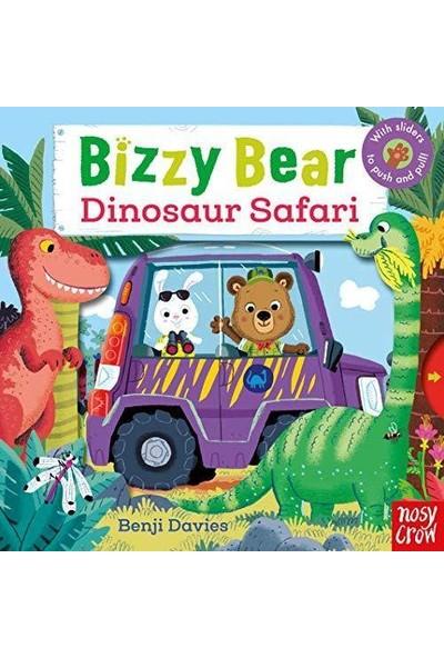 Bizzy Bear: Dinosaur Safari - Benji Davies