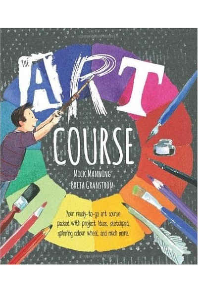 The Art Course - Mick Manning