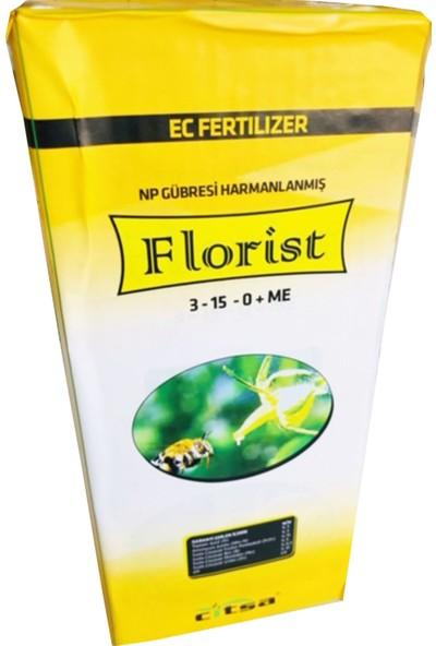 Ci̇tsa Florist Bitki Çiçeklendirici Polen Oluşturucu Yüksek Verim Gübre