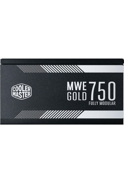 Cooler Master MWE 750W 80+ Gold Full Modüler 120mm Fanlı PSU (MPY-7501-AFAAG-EU)