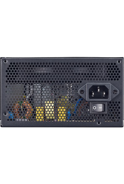 Cooler Master MWE 550W 80+ Aktif PFC 120mm Fanlı PSU (MPE-5501-ACABW-EU)