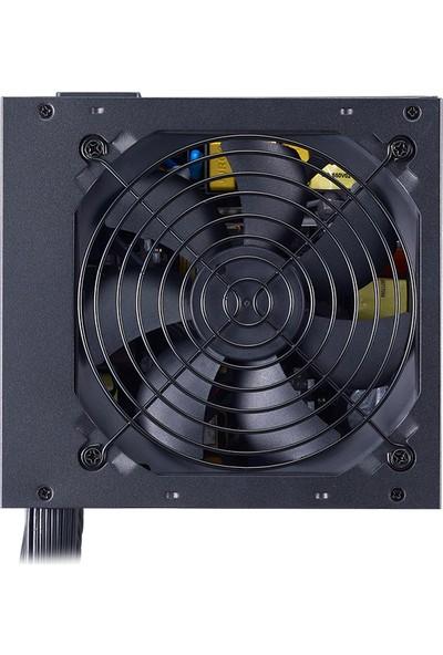 Cooler Master MWE 600W 80+ 2xEPS, Aktif PFC, 120mm Fanlı PSU (MPE-6001-ACABW-EU)