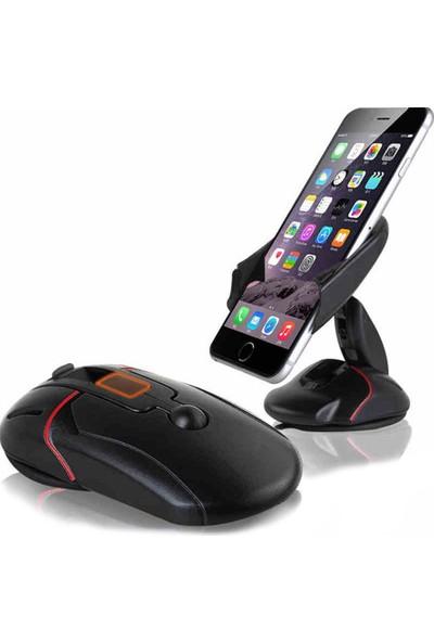 Transformacion Mouse Model Araç İçi Telefon Tutucu