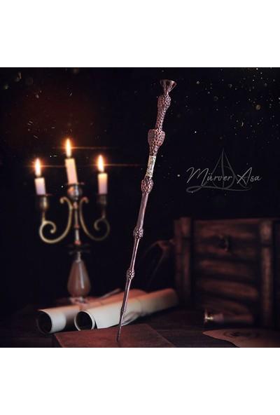 Büyücü Sokağı Albus Dumbledore & Minerva Mcgonagall Asa Seti Harry Potter