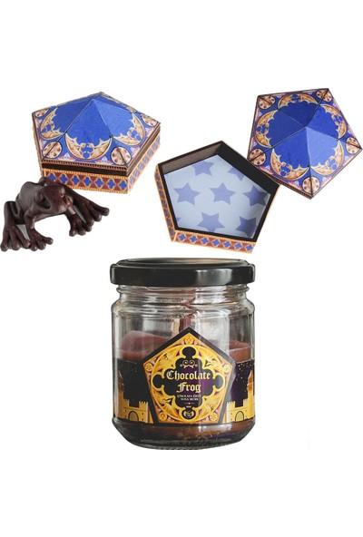 Büyücü Sokağı Çikolata Kurbağası Seti Harry Potter