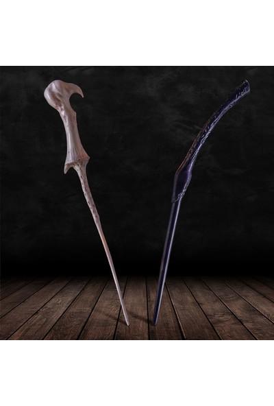 Büyücü Sokağı Voldemort & Bellatrix Asa Seti Harry Potter