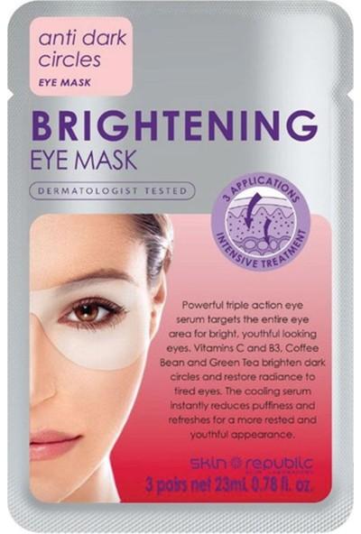 Skin Republic Brightening Göz Maskesi 23 ml