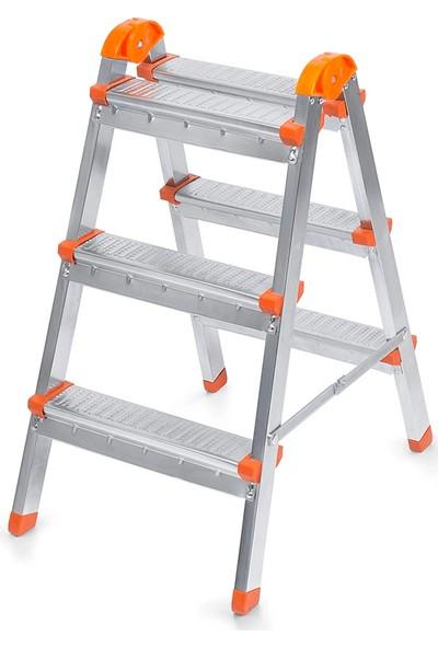 Doğrular Perilla Çift Çıkışlı Merdiven 3+3