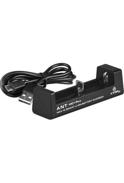 Xtar Ant-Mc1 Plus Li-Ion Pil Şarj Cihazı