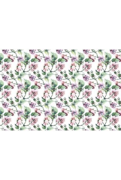 Adawall Çiçek Tasarımlı Adawall Poster Duvar Kağıdı