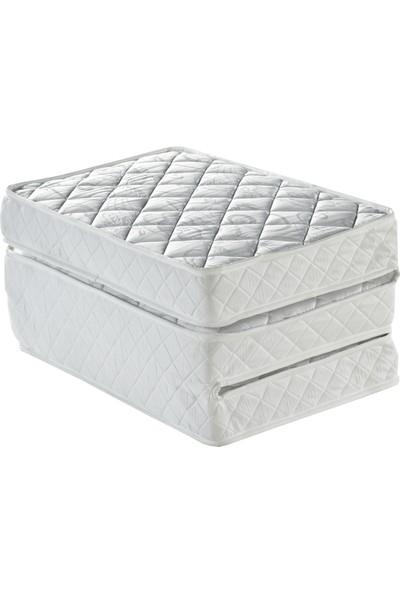Sleep Mode - Üçe Katlanır Lüks Yatak 90X190 cm