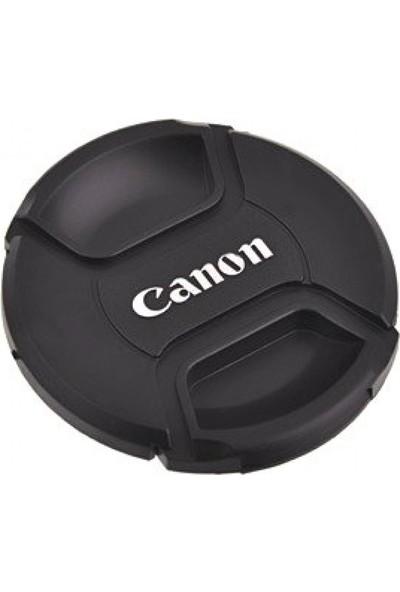 Canon 62 mm Snap On Lens Kapağı Kapak