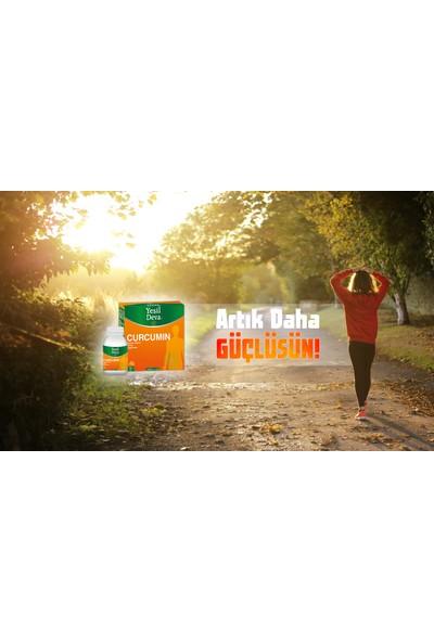 Yeşil Deva Curcumin 30 Tablet