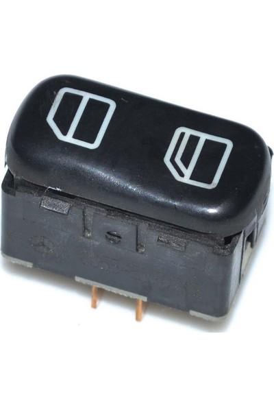 Parçazamanı Mercedes Vito 1995-2006 Cam Açma Düğmesi 5 Pin