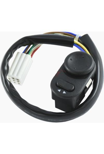 Parçazamanı Opel Vectra A Ayna Ayar Düğmesi Kablolu
