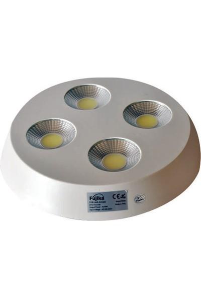 Cob Sıvaustu LED Armatur 4X10 w