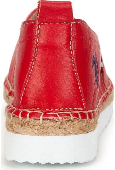 U.S. Polo Assn. Kadın Ayakkabı 50201870-Vr030