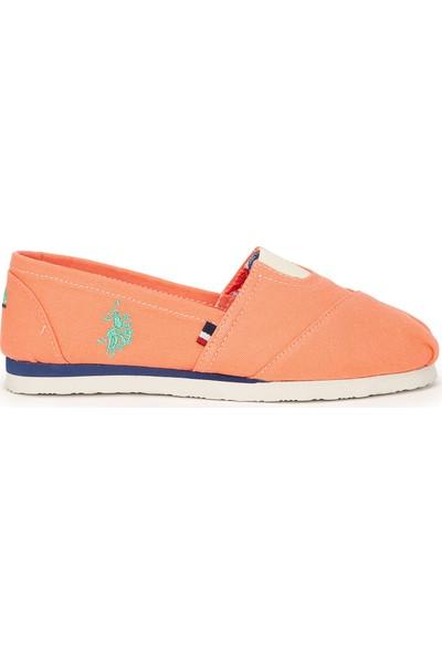U.S. Polo Assn. Kadın Ayakkabı 50201872-Vr041