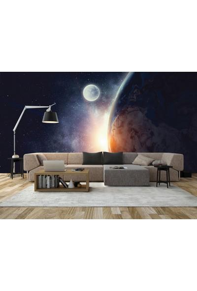 Adawall Uzay Tasarımlı Adawall Poster Duvar Kağıdı