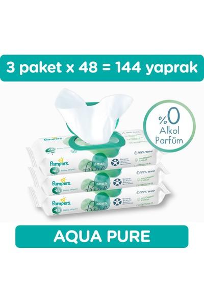 Prima Islak Havlu Aqua Pure 48'li 144 Yaprak