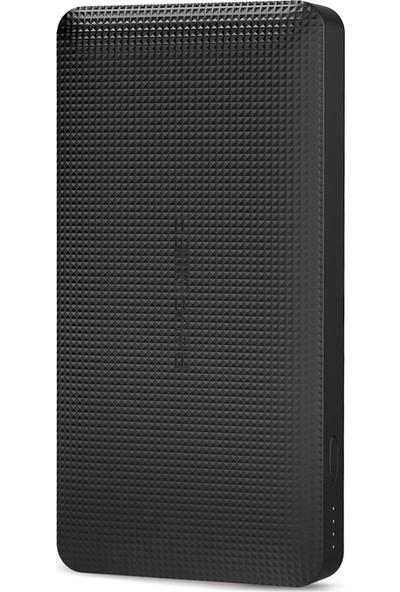 RAVPower RP-PB094 10000 mAh PD 18W+QC3.0 Taşınabilir Şarj Cihazı Powerbank Siyah, 65-02000-170