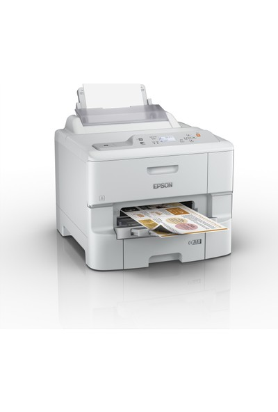 Epson Workforce Pro Wf-6090Dw Renkli Yazıcı