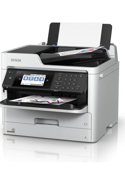 Epson Workforce Pro Wf-C5790Dwf Çok Fonksiyonlu Inkjet Yazıcı