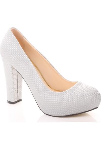 Demir 2209 Kadın Günlük Platform Taban Ayakkabı
