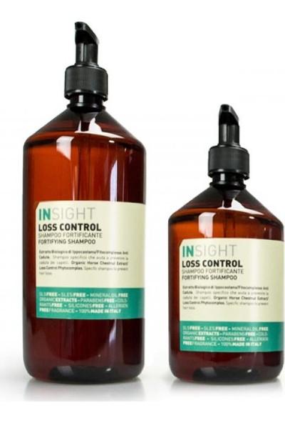 Insight Dökülme Önleyici Güçlendirici Şampuan 400ML
