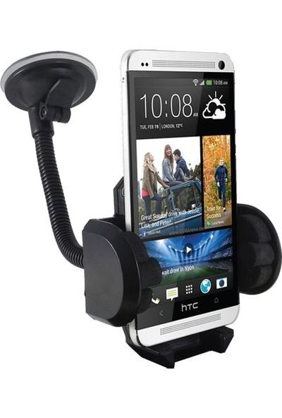 Transformacion Spralli Araç Camına Vantuzlu Cep Telefon Tutucu