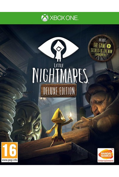 Little Nightmares Xbox One Oyun