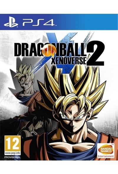 Dragon Ball Xenoverse 2 PS4 Oyun