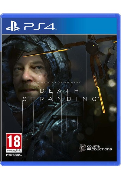Death Stranding PS4 Oyun