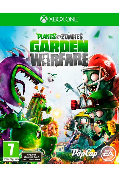 Plants Vs. Zombies Garden Warfare Xbox One Oyun