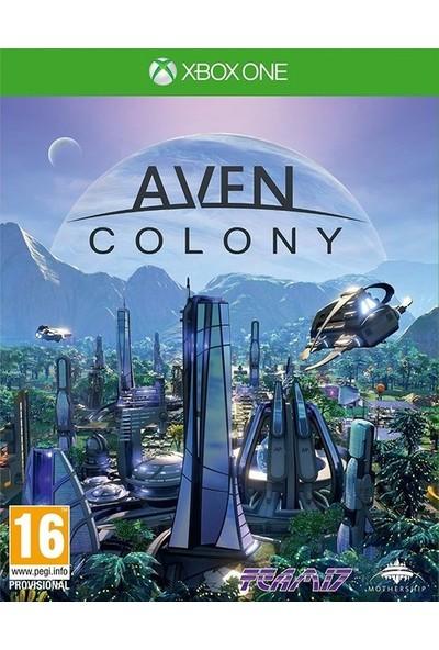 Aven Colony Xbox One Oyun