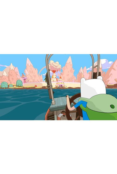 Adventure Time: Pirates Of The Enchiridion Xbox One Oyun