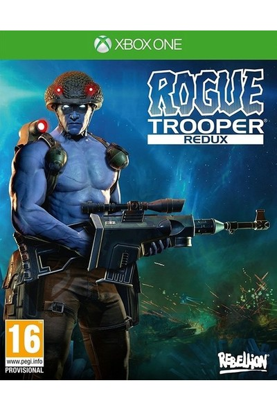 Rogue Trooper Redux Xbox One Oyun