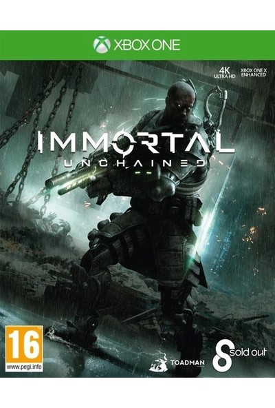 Immortal: Unchained Xbox One Oyun